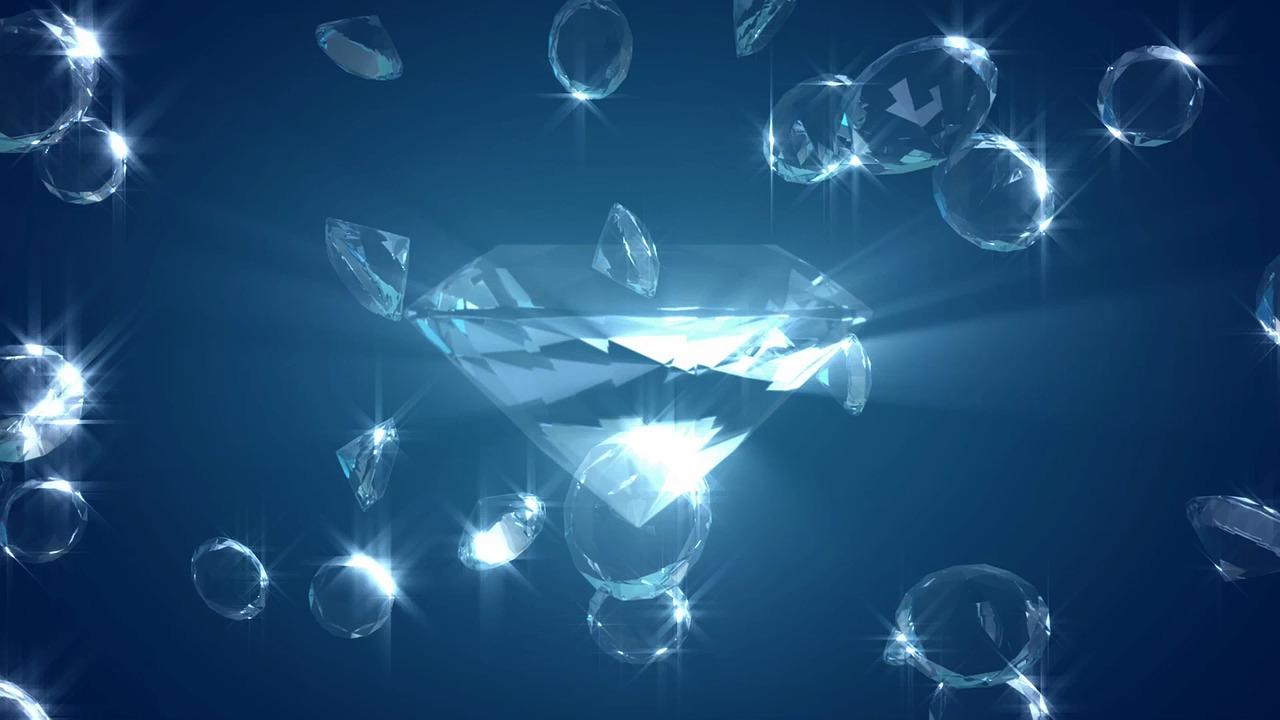 יהלום מזויף